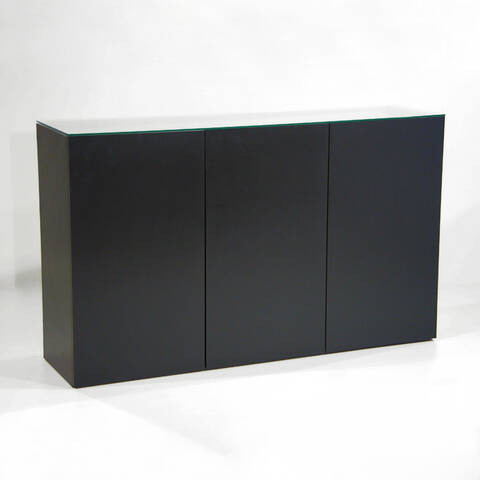 Sideboard MDF Black